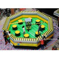 Buy cheap Funny Children / Adult Sport Games Large inflatable Rotary machine with CE from wholesalers