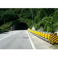 Best Red Color Protective Safety Roller Barrier For Tunnel Entrance Tunnel Portal wholesale