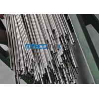 Best ASTM A789 1 / 2 Inch S31803 1.4462 Duplex Stainless Steel Tube With High Tensile Strength wholesale