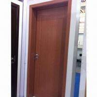 Best PVC interior door with frame and architraves wholesale