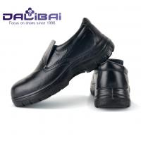 Best Male Kitchens Working Slip On Safety Toe Shoes Round Toe Anti-Oil wholesale