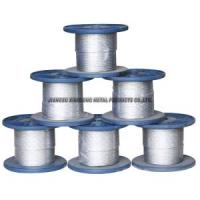 Best Stainless Steel Wire Rope (DIN; BS; MIL) wholesale