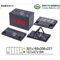 Best 12V 30AH LiFePO4 Battery Lithium Iron Phosphate Batteries For Solar Power , Electric Tools wholesale