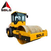 China SDLG RS8140 Road Roller Machine 14 Ton Static Single Drum Vibratory Roller Highway Construction Machinery on sale