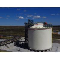 Best Industry Cryogenic LNG Storage Tanks 20000m3 Vertical And Horizontal Type wholesale