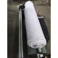 China Tensionless Automatic Rolling Machine , Textile Rolling Machine 200 W Motor Power on sale