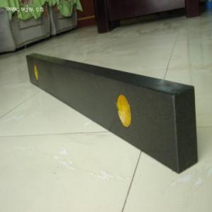 China Granite straight edge on sale