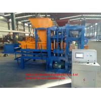 China Low Cost Automatic Block Cement Machine QT4 15B Concrete Hollow Brick Machine on sale