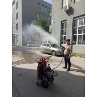 China Stainless Steel Water Spray Fire Extinguisher , Advanced Fire Department Equipment on sale