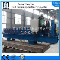 Best Aluminum Proifle Glazed Tile Roll Forming Machine with PLC Control System wholesale
