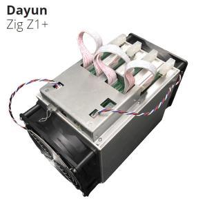 Best Lyra2Rev2 Algorithm 7.25G/S 1200W DAYUN Z1+ Zig Z1+ Miner Asic Mining Machine wholesale
