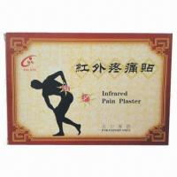 Best Far Infrared Pain Relief Patches with Magnetic Therapy, Measures 3.9 x 2.75 Inches wholesale