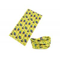 Buy cheap Butterfly Logos UV Buff Headwear More Comfortable Not Deformation For Trekking product