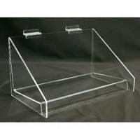 China Acrylic Pop Retail Merchandising Cosmetic Counter Display Holders on sale
