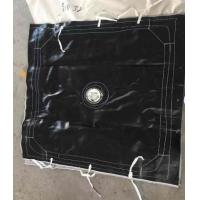 Best Filter Glass Fiber Woven Air Filter Cloth / Black Filter Fabric With Ptfe Membrane wholesale