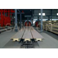 Buy cheap Steel / welding plate Side plate for loading cakes , L*W*H 6195*690*262mm from wholesalers
