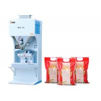 Grain Rice Packaging Machine 1KG 5Kg , Filling and Sealing Machine In Plastic Bags