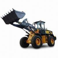 Best Wheel Loader with 92kW Rated Engine Power, CE and GOST Approved wholesale