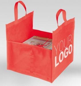 Best Reusable grocery bag cheap oversize non woven bag shopping bag, Custom Promotional Foldable Cheap Non Woven Tote Shoppin wholesale