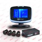 Best Adjustable 4 / 6 LCD Parking Sensor system RS-007-4M(12V) wholesale