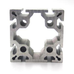 Best 80X80 Anodizing T5 6061 Aluminum Extrusion wholesale