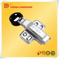 China 26mm cup Clip-on Concealed hydraulic hinge clip on/soft close hinge for glass door on sale