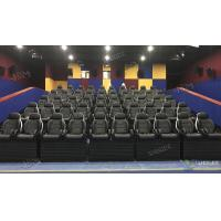 Best Electric Cylinder Dynastic Whole Set 5D Theater System / Movie Theater Seats wholesale