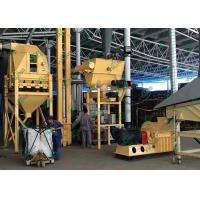 Biomass Pellet Production ~ Details of vertical ring die biomass pellet production