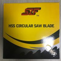 Best RTing Thin Kerf General Purpose 11-inch HSS Circular Saw Blade Power Tool for Cutting Metal Stainless Steel Pipe wholesale