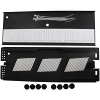 Best LightWeight Coated Fiber Joint Enclosure Durable Paint Strain Relief Fiber Splicing Tray wholesale