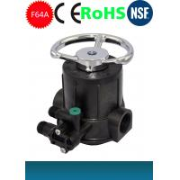 Best RUNXIN F64A manual softening control valve/manual control valve for water treatment system wholesale