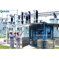 Best Fully Enclosed Type Transformer Substation Use Transformer Oil Filtration Machine 9000LPH wholesale