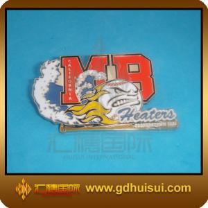 Best cheap custom iron motorcycle badges wholesale
