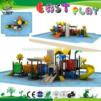 China Children Backyard Water Play Equipment 1070 * 705 * 350 Cm ISO Approved on sale