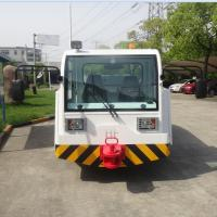 Best Durable 336 Ton Aircraft Tow Tractor 280 KN Draw Bar Pull Easy Operation wholesale