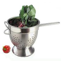 China Colander with long handle on sale