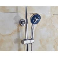 Best Thermostatic Bathroom Shower Fixture Sets With Space Slide Rail Kit wholesale