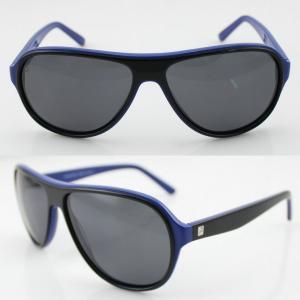 Best Handmade Round Acetate Frame Sunglasses Protect Eyes From UV wholesale