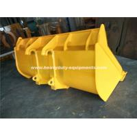 Best Sinomtp Lg933 3000kg Wheel Front End Loader With Wooden Fork And Rock Bucket wholesale