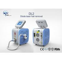Best Fast Professional Portable 808nm Diode Laser Permanent Hair Removal Machine Painless wholesale
