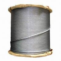 Best Ungalvanized/Galvanized Steel Wire Rope for Various Equipment for Derricking/Lifting wholesale
