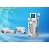 China 2000W strong Power!! 808nm diode laser hair removal machines / hair removal equipment on sale