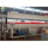 Best Single Screw Plastic Extruder Machine For Black / Yellow Insulation Pipe Making wholesale