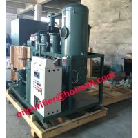 China Cooking Oil Purifier Machine with press filter, vegetable oil filteration plant, waste cooking oil management on sale