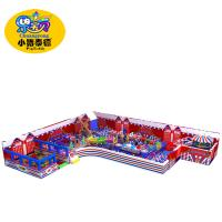 Best Kids Commercial Indoor Playground Equipment Safe For Shopping Centers wholesale