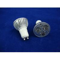 Best High quality GU10 LED Lamps Bulbs Spot Light 3*1W AC 100 - 240V wholesale