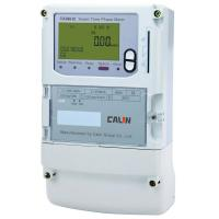 China IC Card Polyphase Prepaid Electricity Meters With Iec Standard Load Profile Modular on sale