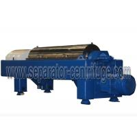 Best 3 Phase Separation Decanter Centrifuges Used in Fish Oil Processing wholesale