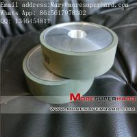 Best 1A1 flat shape resin CBN grinding wheel for HSS Mary@moresuperhard.com wholesale