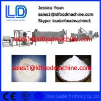 Best Hot sale Extruded Modified Starch processing equipment/line wholesale